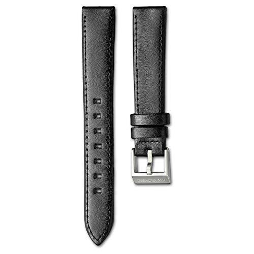 Swarovski Uhrenband 5175694 Leder, schwarz