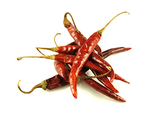 Premier Seeds Direct Scharfer Chile De Arbol Pfeffer enthaelt 100 Samen