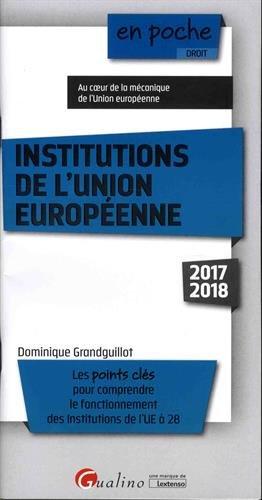 Institutions de l'Union européenne par