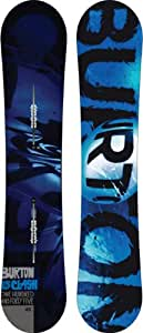 Burton Clash Men's Snowboard Multi-Coloured no Colour Size:158