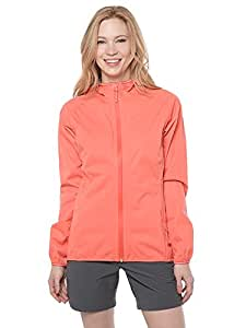 Eider - Veste Gore-tex Target Knit Peach Coral Cloudy Femme - Femme - Taille  48 - Rose