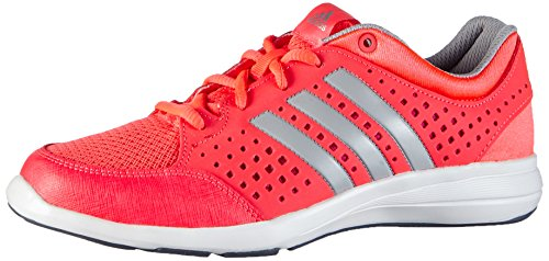 adidas Arianna Iii, Chaussures de Fitness Femme, 38.5 EU Rouge - Rot (Flash Red S15/Clear Onix/Bold Pink)