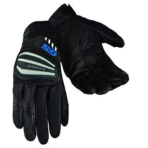TKFSS guanti 100% nuovissimi guanti rossi off-road guanti da moto auto moto in pelle traspirante caldi guanti all'aperto XXL grigio