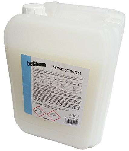 Feinwaschmittel im 10l Kanister 117 Waschladungen 22 cent pro WL für Wolle und Feines