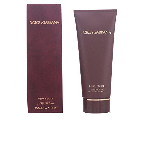 Pour Femme Body Lotion (Dolce & Gabbana Pour Femme Bodylotion für Sie 200ml)