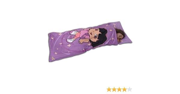 Sac de couchage Dora l'exploratrice.