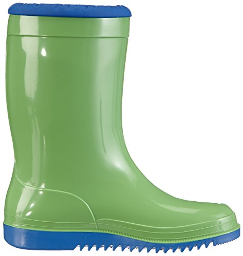 Romika Kadett, Bottes Mixte Enfant Vert (lime-blau 646)