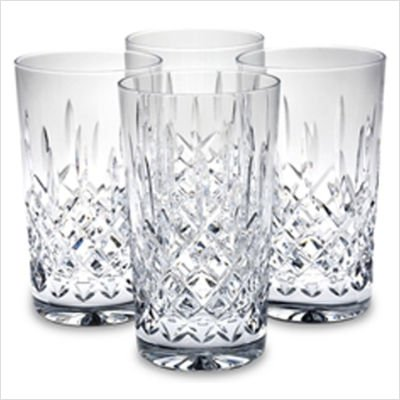 Reed & Barton Crystal Hamilton Highball Glass (Set of 4) by Reed & Barton Barton Crystal
