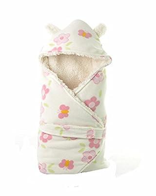SAMGU Bebé de empañar el abrigo infantil del invierno Manta Saco de dormir Saco sueño recién nacido