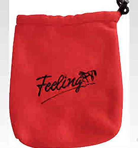 Feeling Steigbügelschutzhülle Steigbügelhülle Steigbügeltasche aus Fleece Steigbügelschutzbeutel 1 STÜCK