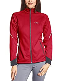 Gore running wear essential veste softshell coupe-vent 36, 38, 40, 42, 44, 46