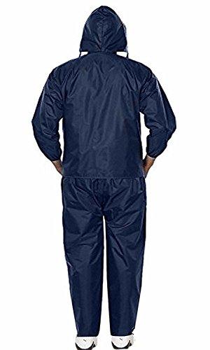 Krystle-Womens-Luxury-Rain-Suit-Navy-Blue