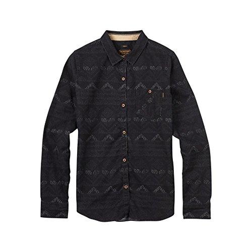 Burton Damen Grace LS Woven Hemd, Carter, XL (Shirt Woven Damen)