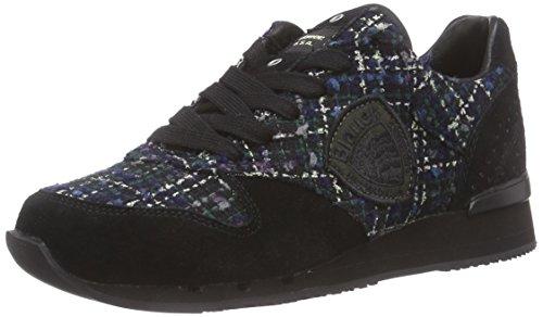 Blauer USAWORUNORI - Sneaker donna , Multicolore (Mehrfarbig (BLUE)), 38