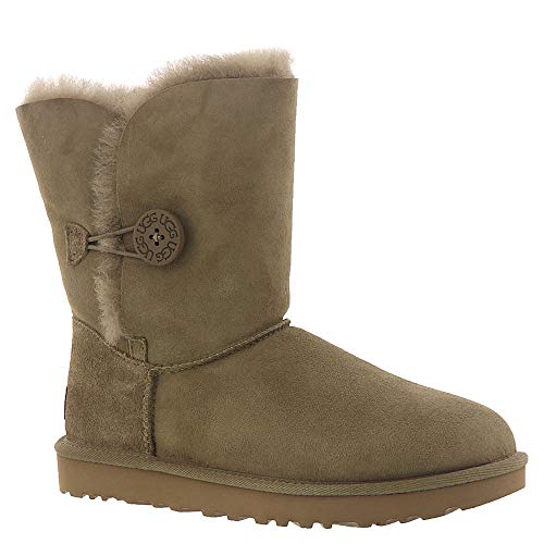 UGG Womens Bailey Button II Antilope 12 B - Medium