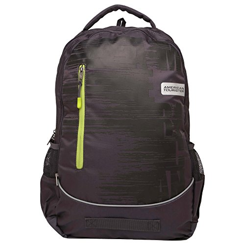 American Tourister Grey Backpack (AMT POP PLUS BKPK 03 -GREY)