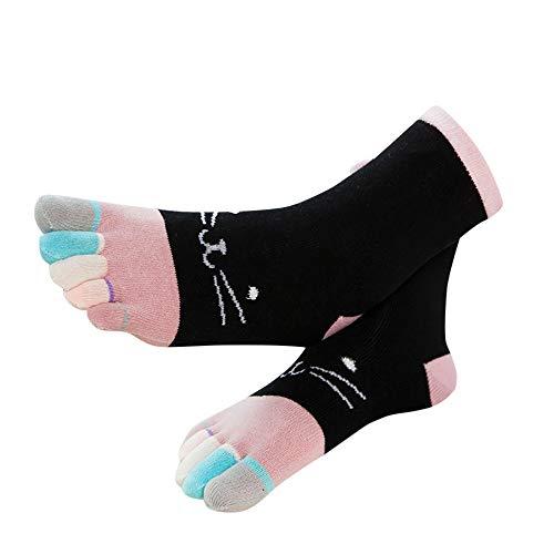 TPulling Bunte Socken Damen Witzige Socken Weihnachten Deko -