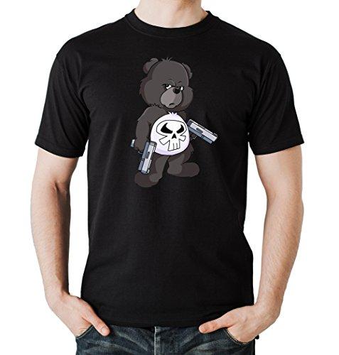 sher Bear T-Shirt Black L ()