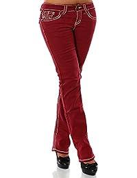 5b678ea178d1 Suchergebnis auf Amazon.de für  jeans rote nähte  Bekleidung