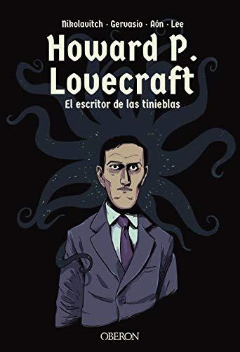 Howard P. Lovecraft. El escritor de las tinieblas (Libros Singulares) por Alex Nikolavitch