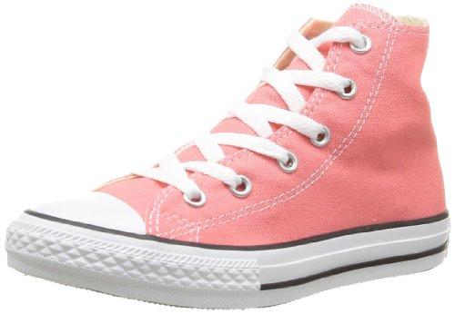 Converse Chuck Taylor All Star Season Hi, Baskets mode fille Rose (Rose Carnaval)