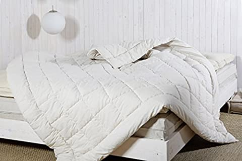 Home of Wool / Handmade Wool-filled Duvet Insert / Quilt / Comforter / Doona / Summer or Winter thickness / Full, Twin, Queen, King or Any Custom Size / OEKO-TEX Certified Materials / Non - Toxic Bedding / Natural Color / Solid Color / Custom Sizes & Shapes & Fabrics Available / Made - to - Order