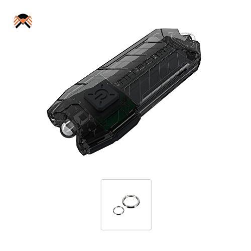 Nitecore Tube Keychain Light – USB Rechargeable 45 Lumens 9.6g [ Olive ]