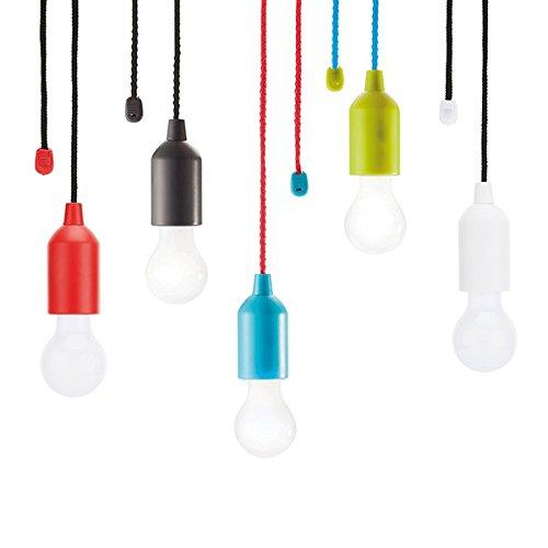 Lámpara de suspensión negro