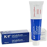 K-Y KY82 Gleitgel in der 82g Tube, 1er Pack (1 x 82 g)