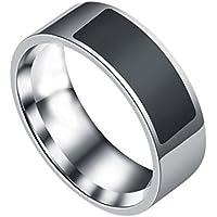 TAOtTAO NFC Multifunctional Waterproof Intelligent Ring Smart Wear Finger Digital Ring (E)