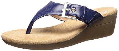 Aerosoles Women's Flower Wedge Sandal