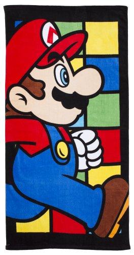 Nintendo Super Mario Retro Handtuch