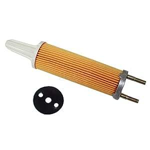 Filtre à carburant, Type de cartouche pour Yanmar L90L100