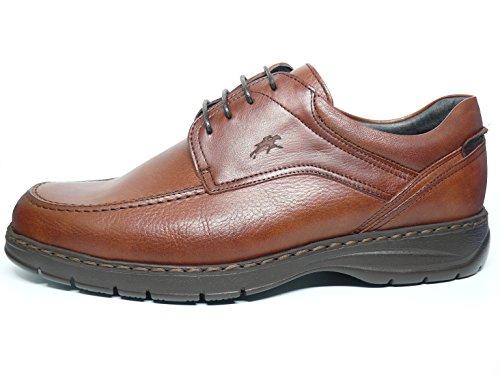 Fluchos, Scarpe stringate uomo marrone Size: 39
