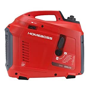 Groupe Electrogène HomeBoss 2000i - Silencieux / Inverter - 2000W