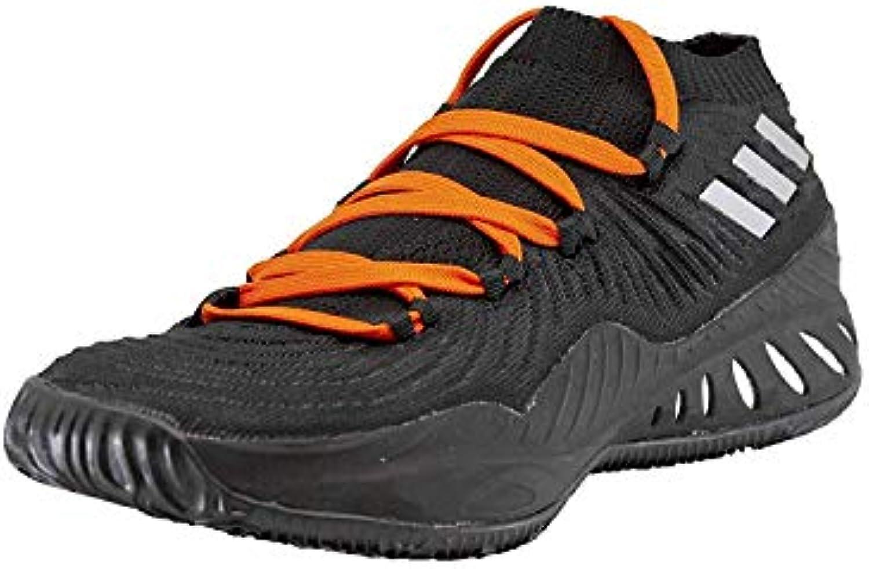 Adidas Adidas Adidas Men's SM Crazy Explosive Low NBA NCAA Basketball scarpe, nero \ arancia,12 M US | Prezzo speciale  d8ed8d