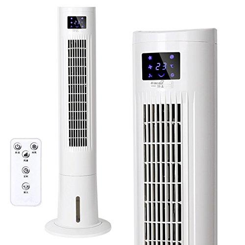 GX&XD Bladeless ruhe Klimaanlage ventilator,Verdunstungskühlern Mit entfeuchter und ventilator Single-kalt Luftkühler Mit fernbedienung Energieeinsparung Boden Klimaanlage lüfter-A