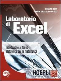 Laboratorio di Excel. Introduzione al foglio elettronico per la matematica