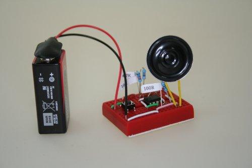 Minty Geek Electronics Lab 101 Kit