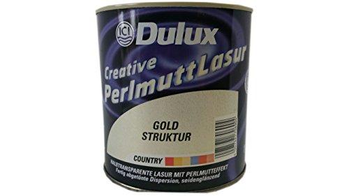Dulux creative madreperla lasur semitransparent wand lasur colore a scelta 1litri seideng laenzend r halbtra nspare lasur colore a scelta seiden glaezend 1litri