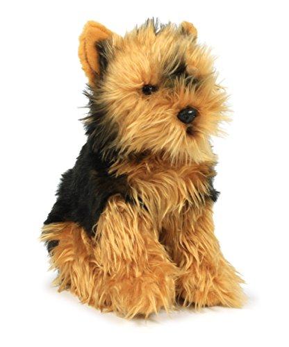 IBTT Anna Club - Peluche a Forma di Yorkshire Terrier, 26 cm
