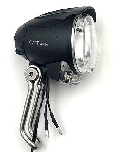 Scheinwerfer LED BUMM Lumotec IQ Cyo TE 70 LUX Nur Für E-Bikes Ohne Schalter