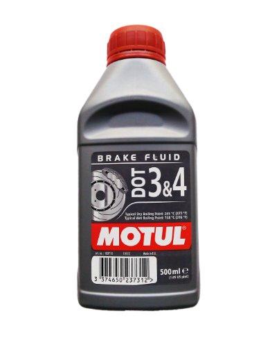 Motul Dot 3 & 4 Brake Fluid 0,5 l
