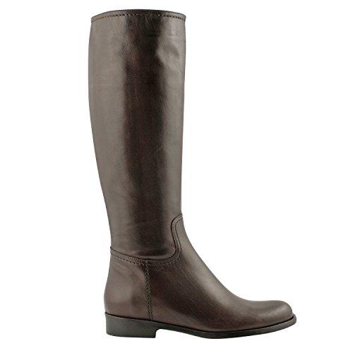 Exclusif Paris  Exclusif Paris Paddock, Chaussures femme Bottes,  Damen Stiefel & Stiefeletten Braun - braun