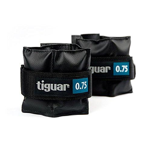 Tiguar Gewichtsmanschetten 2x 0.75 kg Zusatzgewichte Sport Equipment Gewichte