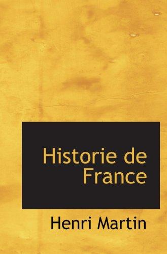 Historie de France