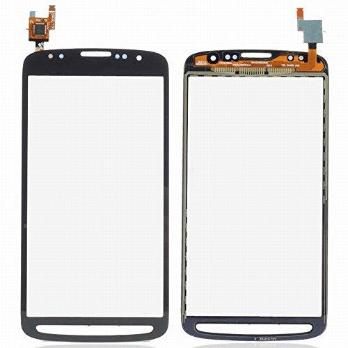Samsung Galaxy S4 Active i9295 i537 Display Touchscreen Digitizer Glas(Ohne LCD) Ersatzteile + Klebeband & Werkzeuge (schwarz)