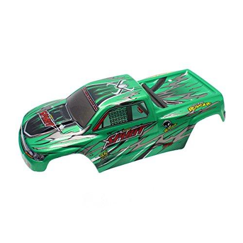 Hosim RC Car Car Shell Body Accessory Spare Parts 30-SJ03 for 9130 RC Car (Green)