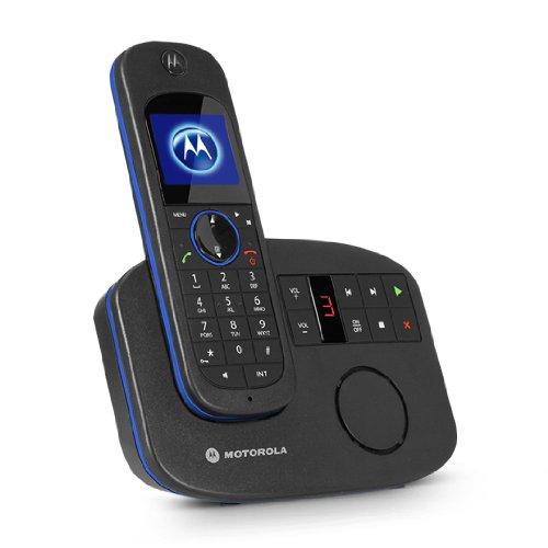 Lenovo D1111 Schnurlostelefon mit Anrufbeantworter schwarz