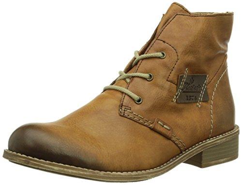 Rieker 72740-24, Boots femme Marron (Cayenne/kastanie)